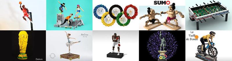 LEGO Ideas Sports