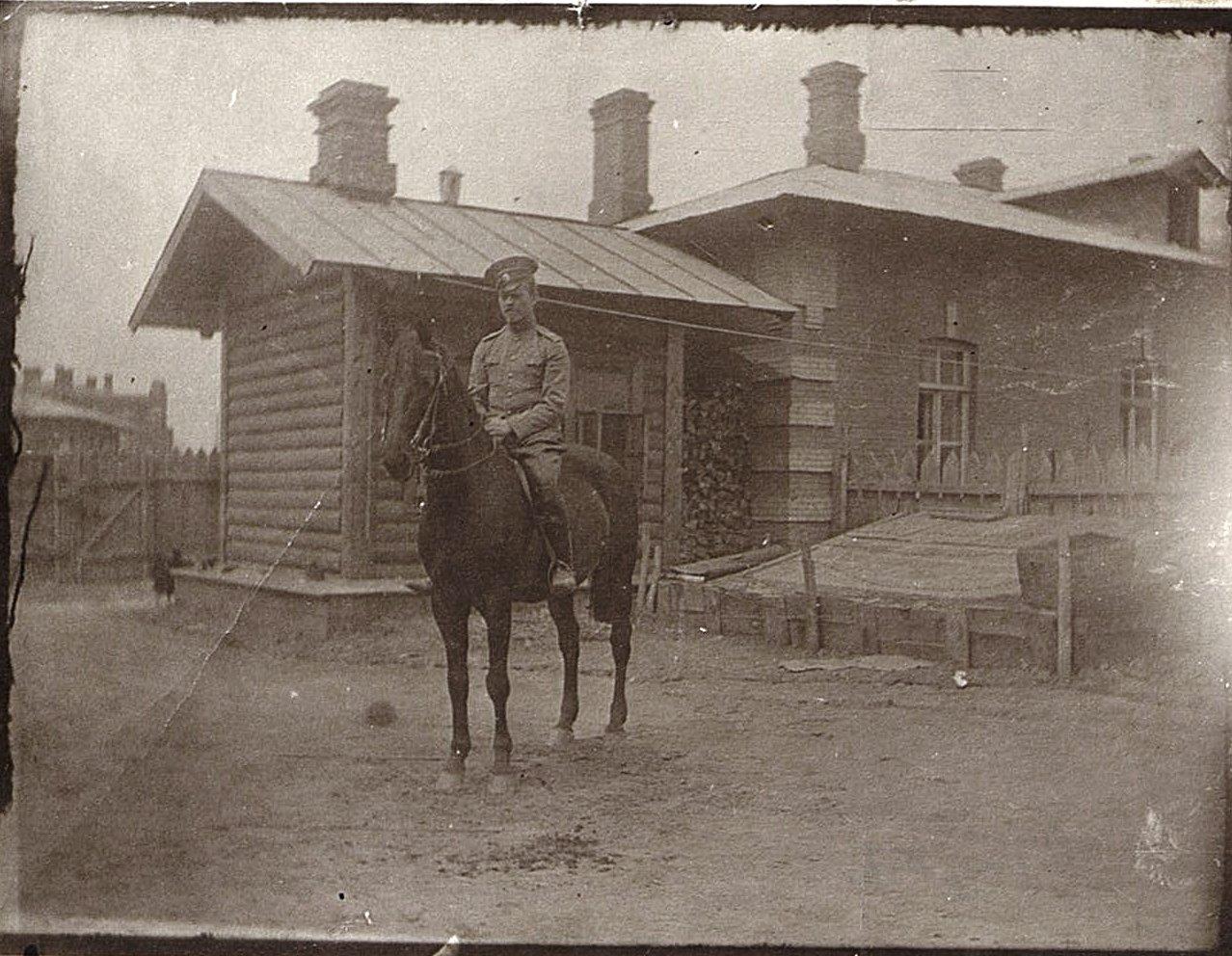 1917-1920. Пётр Каспарович Межак