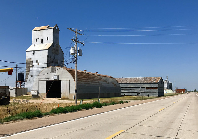 Old Ag along the Lincoln