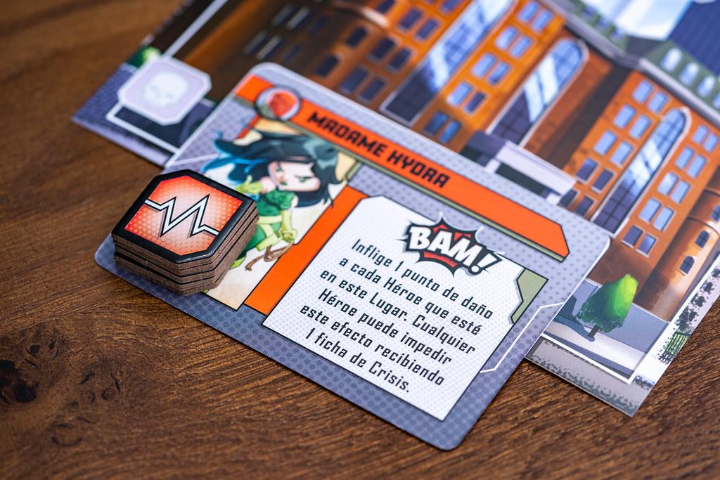 Marvel United boardgame juego de mesa