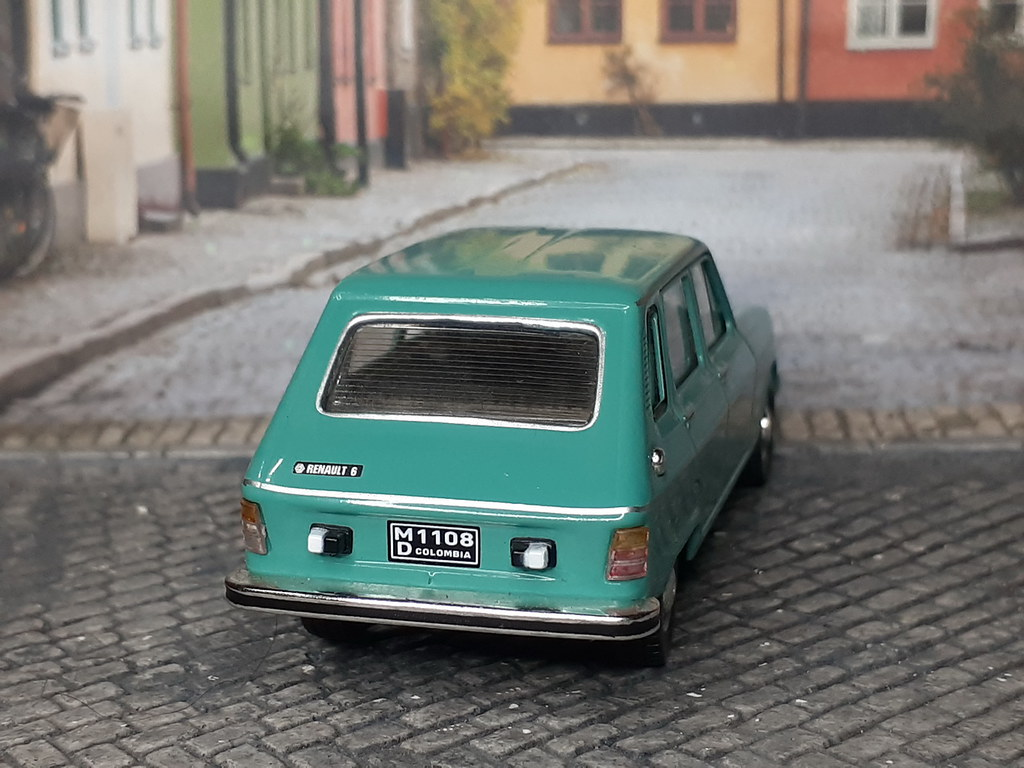 Renault 6 – 1986