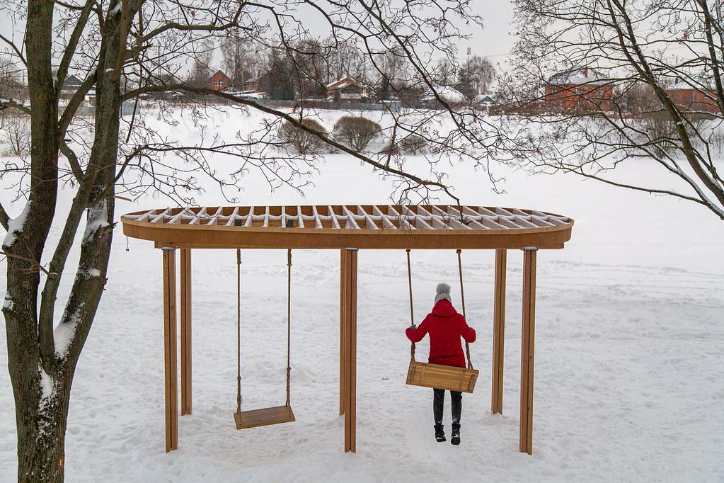 Winter in Savvino