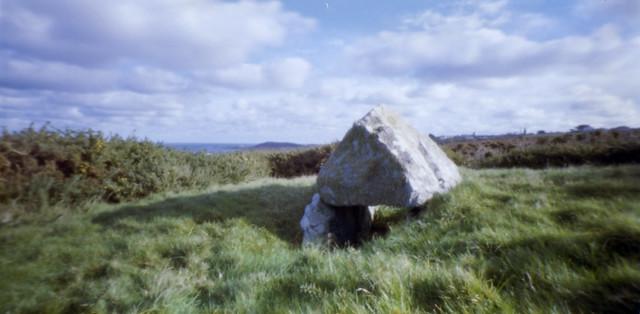 pinhole Doleman on Alderney