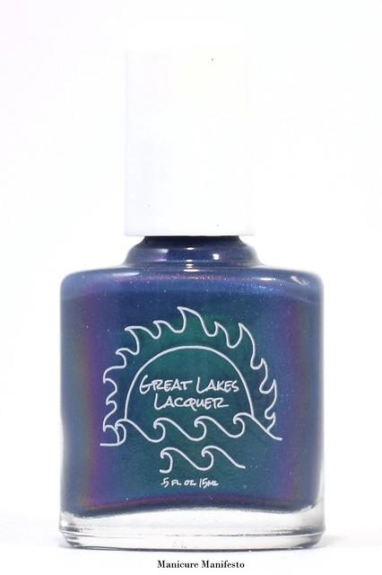 Great Lakes Lacquer NOLA #8