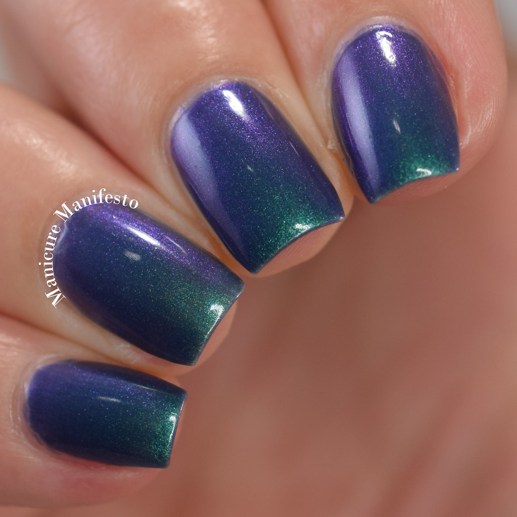Great Lakes Lacquer NOLA #8 review