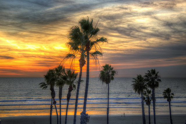 O'Side Beach Sunset 5-12-13-20-80D-17X85mm