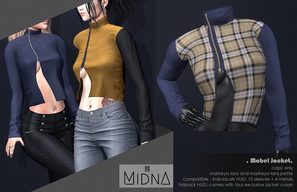 Midna – Mabel Jacket