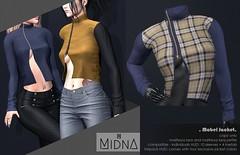 Midna - Mabel Jacket