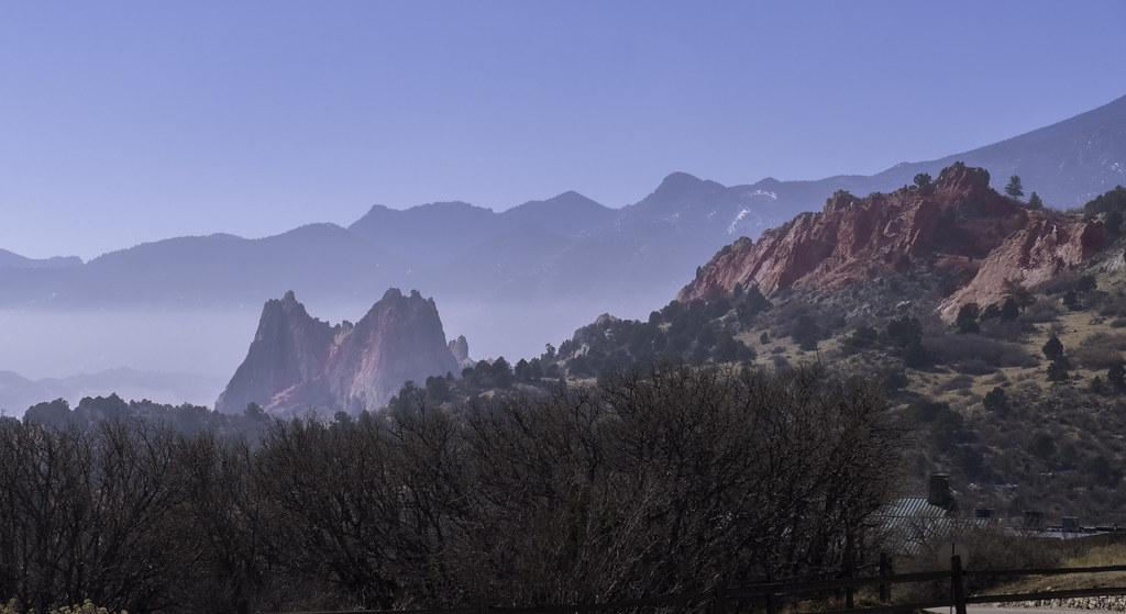 Misty Rocks, Colorado Springs