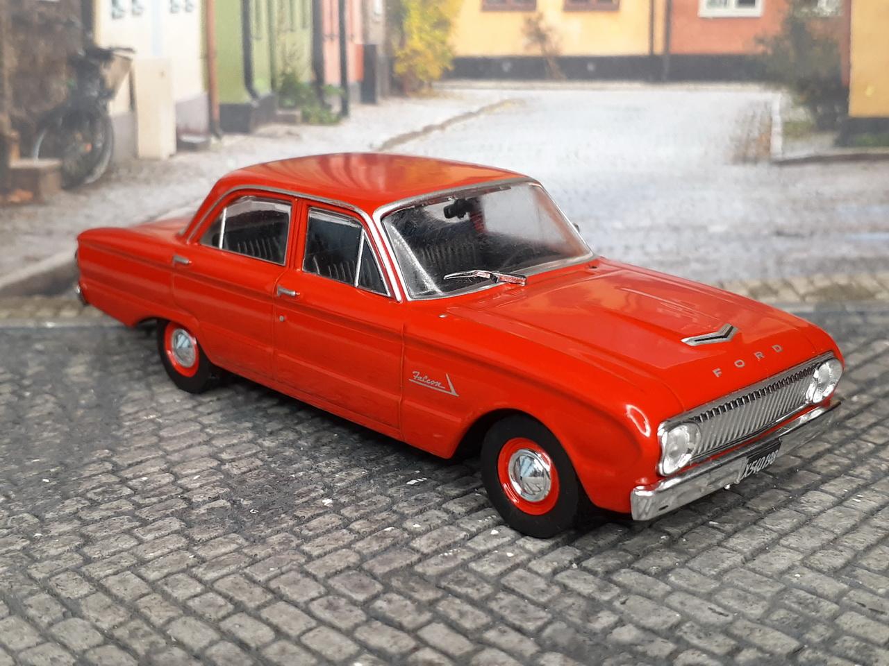 Ford Falcon - 1962