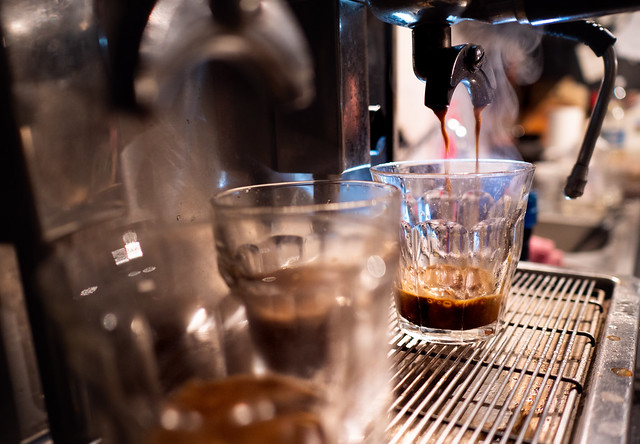 Snow-coffee