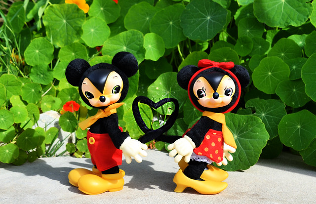 Mickey & Minnie Mouse Monday