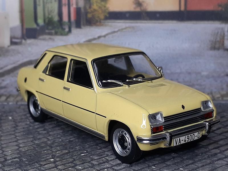 Renault Siete TL - 1975
