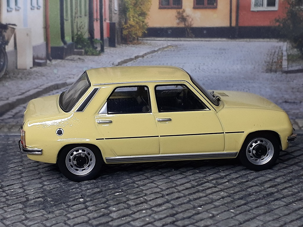 Renault Siete TL – 1975