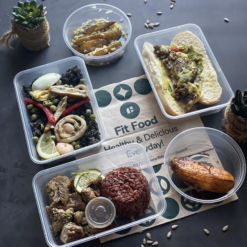 Fit Food Manila