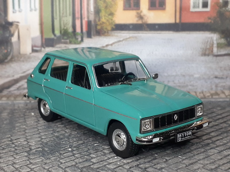 Renault 6 - 1986
