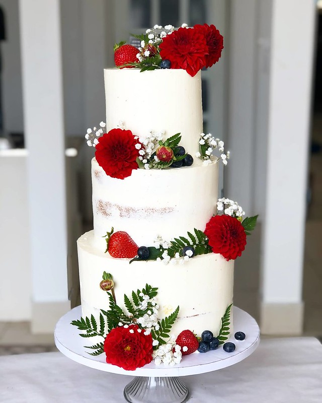 Cake by Layers & Flavors