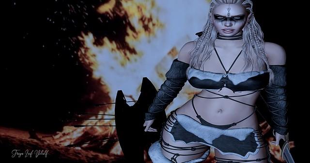 Look #063 - Shield Maiden Freydis