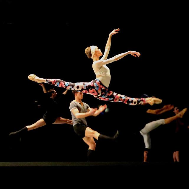 I Miss Boston!!!! <<>> Dusty Button In The Boston Ballet Company Class <<>> Part of Boston Ballet Company's 50th Anniversary Alumni Reunion <<>> Onstage At The Boston Opera House <<>> In Flickr's Explore