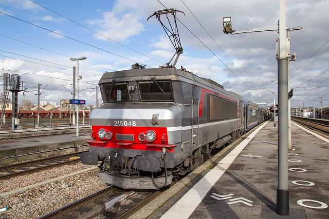 SNCF BB 15048 Creil
