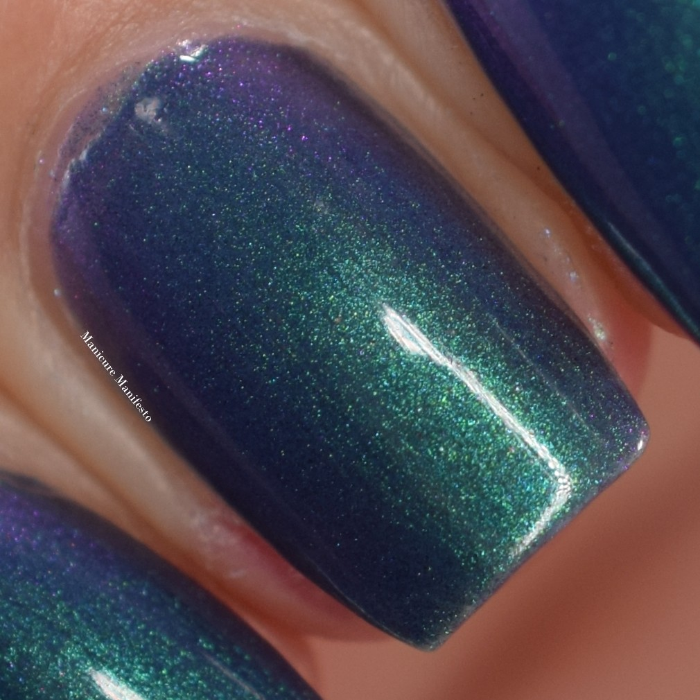 Great Lakes Lacquer NOLA #8 swatch