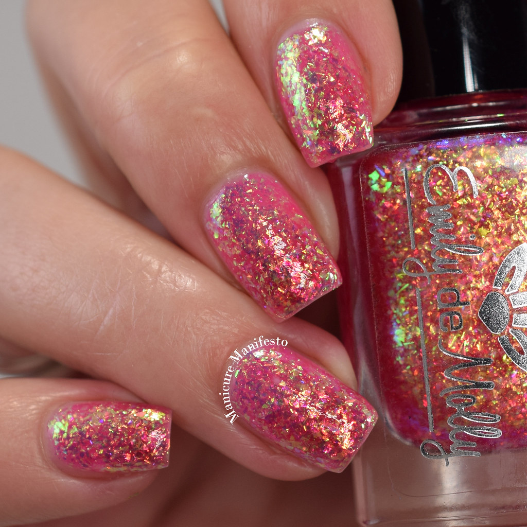 Emily De Molly Cause Maybe swatch