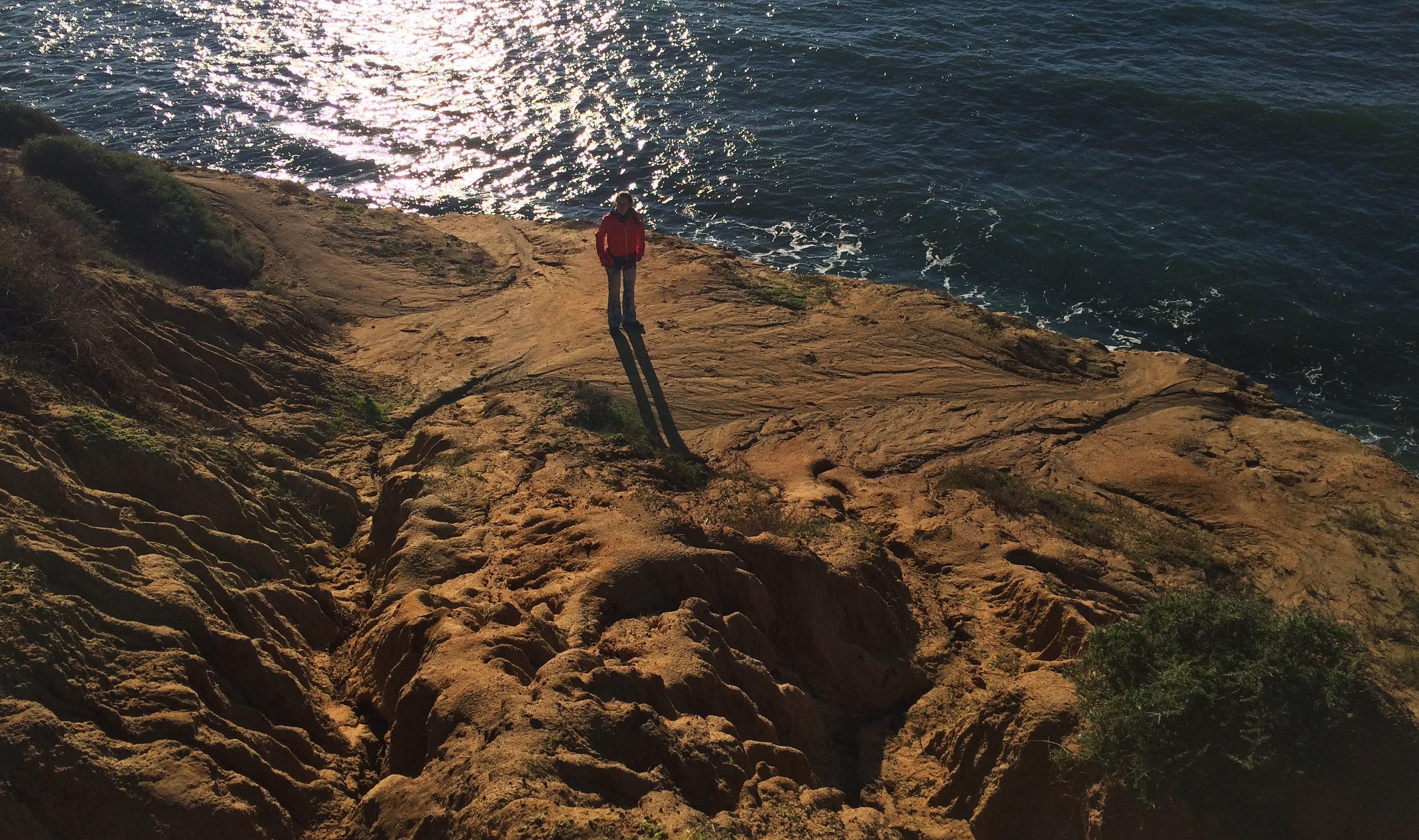 Sunset Cliffs, San Diego, California, USA