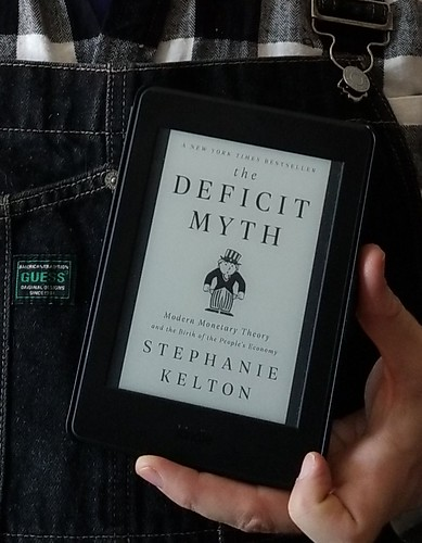 The Deficit Myth, Stephanie Kelton