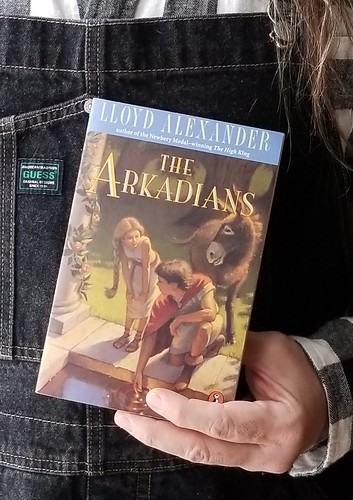 The Arkadians, Lloyd Alexander