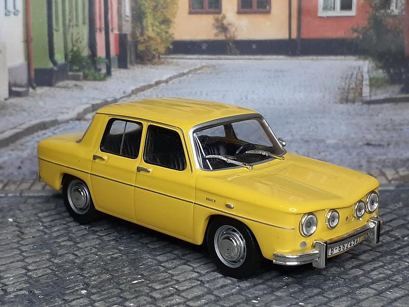 Renault 8 TS - 1968