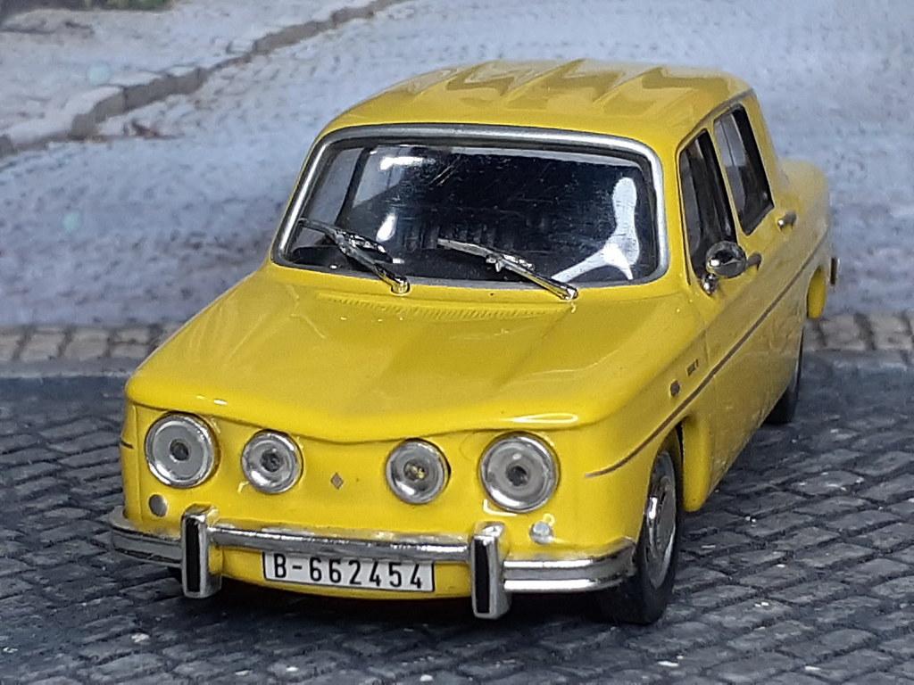 Renault 8 TS - 1975