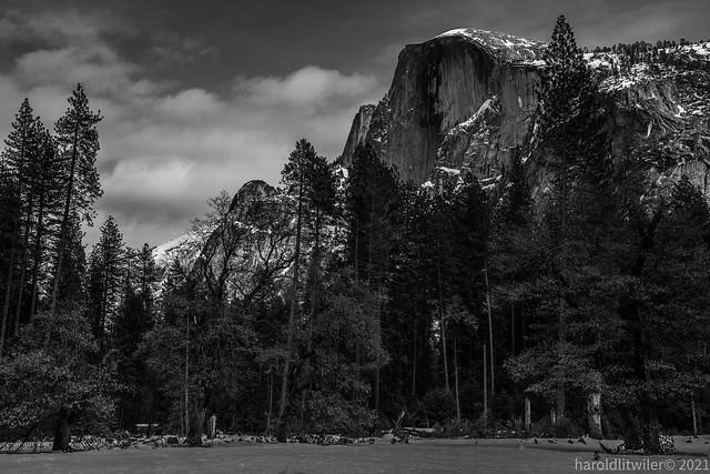 Yosemite Valley, February 14, 2021