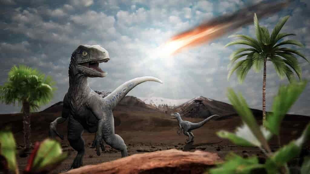 Quel objet a réellement tué les dinosaures ?