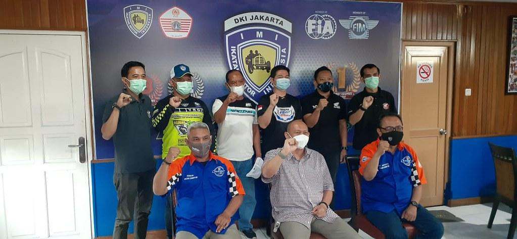 Launching Jakarta Race Community