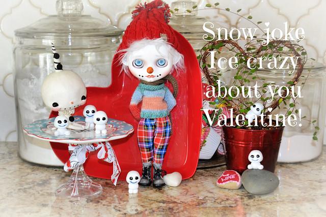 Snow Joke Valentine