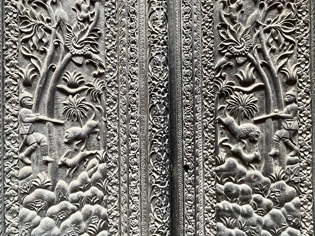 City Monument - Delhi's Most Beautiful Door, Gali Badliyan