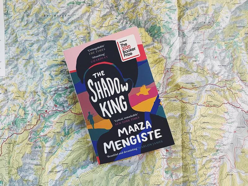 Etiopia kirja Maaza Mengiste The Shadow King