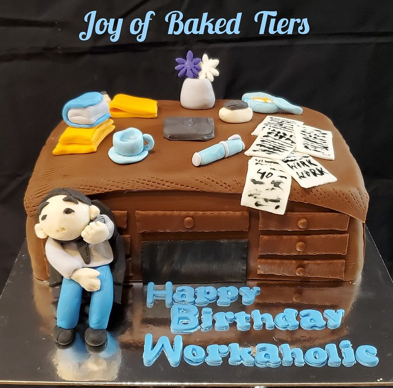 Cake by Joy Of Baked Tiers