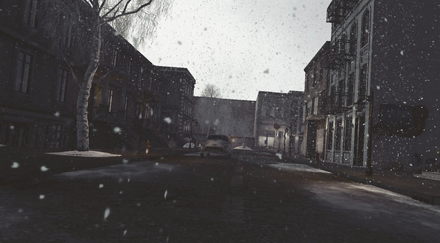 Noir | Farewell, Brooklyn