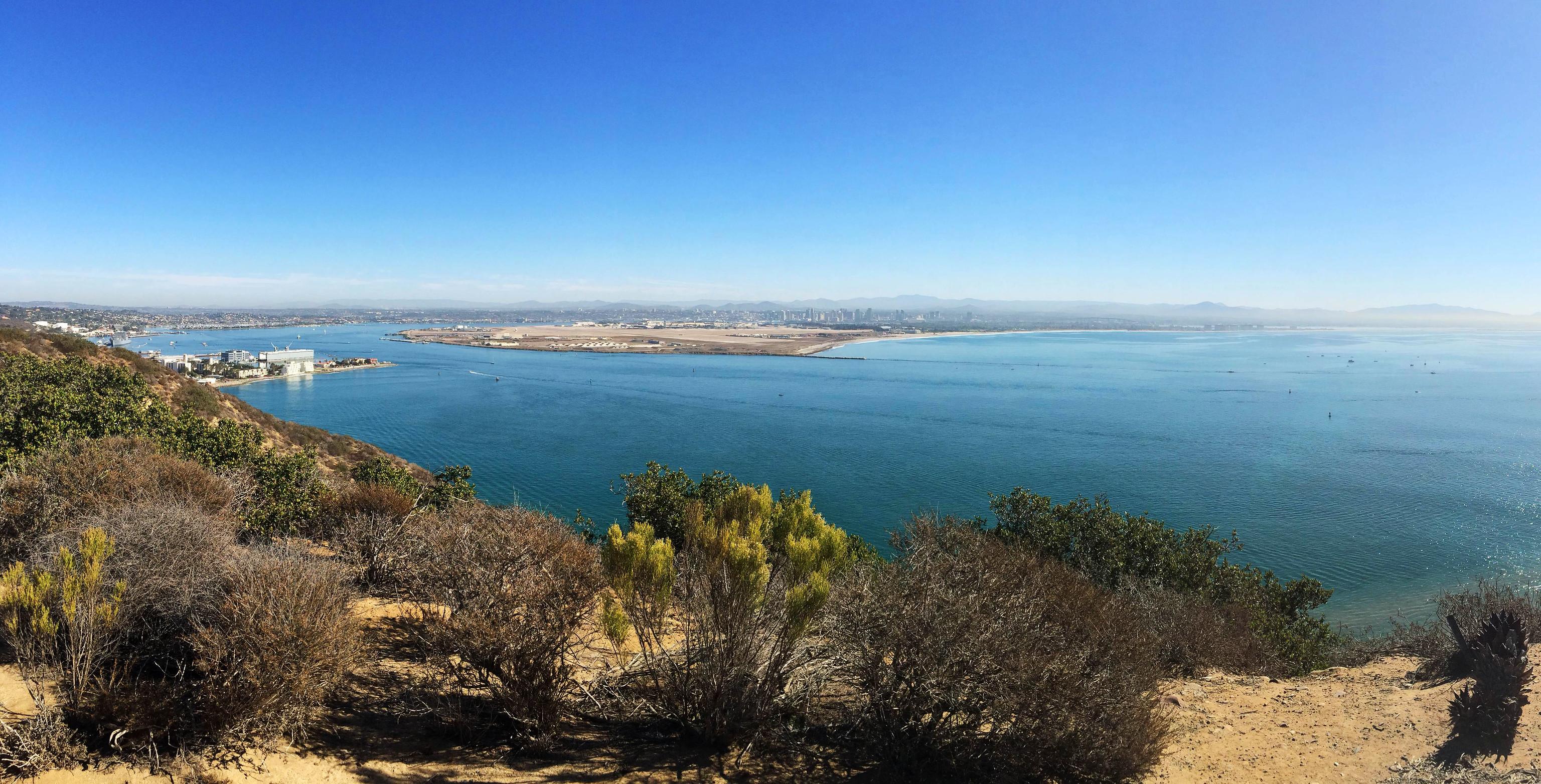 Point Loma Lighthouse, California, USA