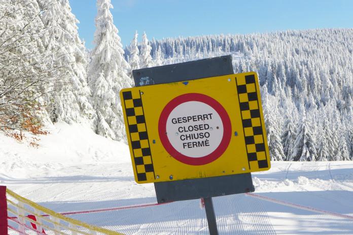 Semafor lyžaře: kam může a nemůže český lyžař - rozcestník