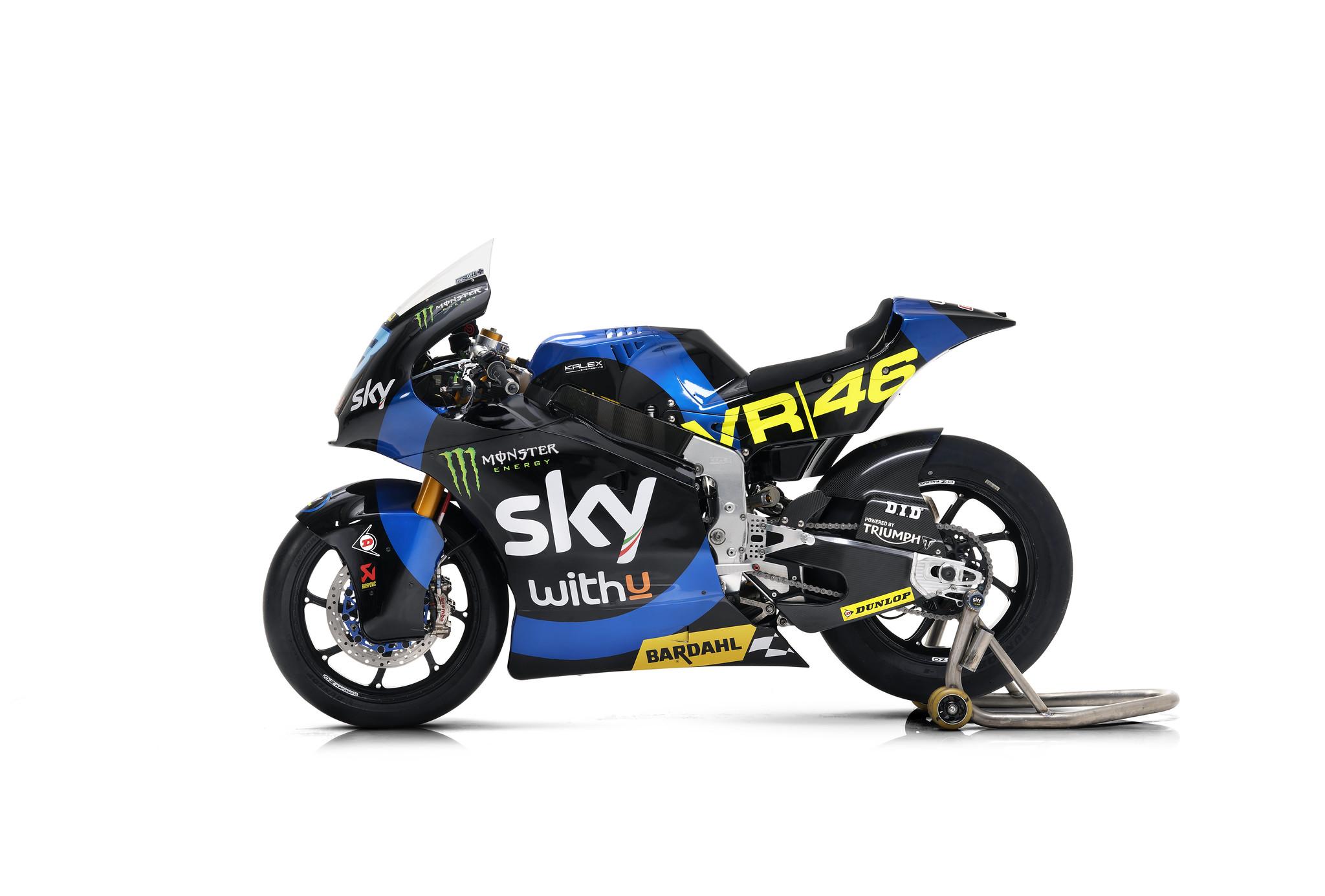 Sky VR46 Kalex M2 02