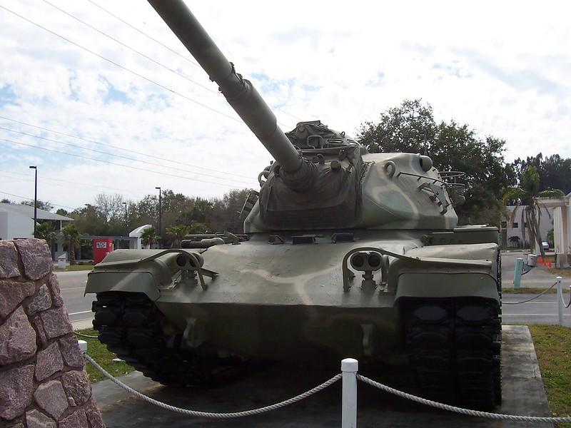 M60A3 Patton