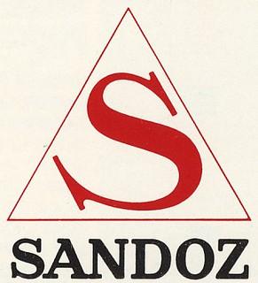 SANDOZ 1975
