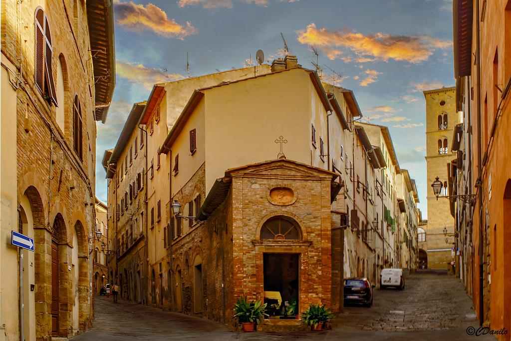 Oratorio di San Cristoforo Volterra