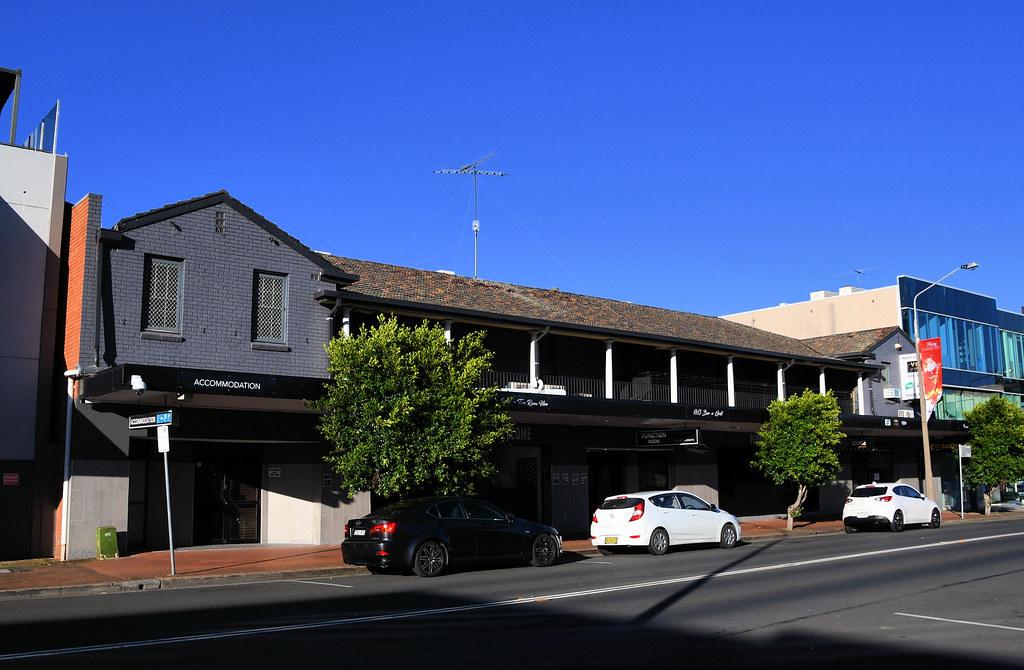 Penrith Hotel Motel, Penrith, Sydney, NSW.