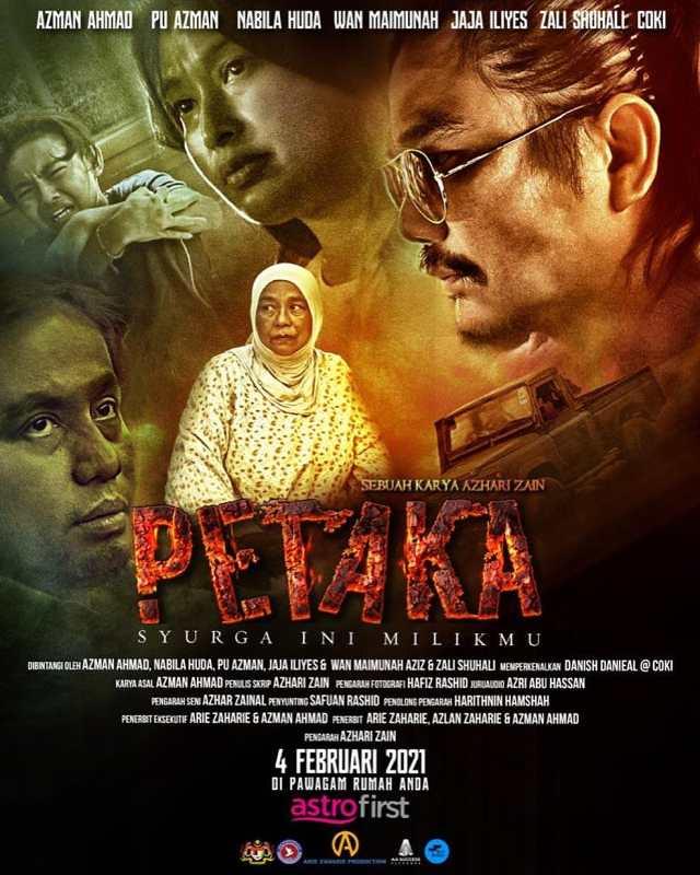Filem Petaka