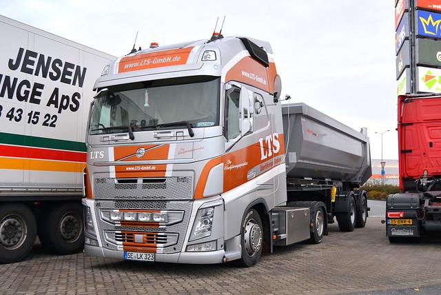 D - Volvo FH4 Globetrotter XL - LTS