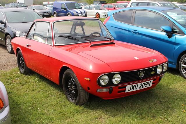 316 Lancia Fulvia Coupe (2nd Series) (1975) JWO 209 N