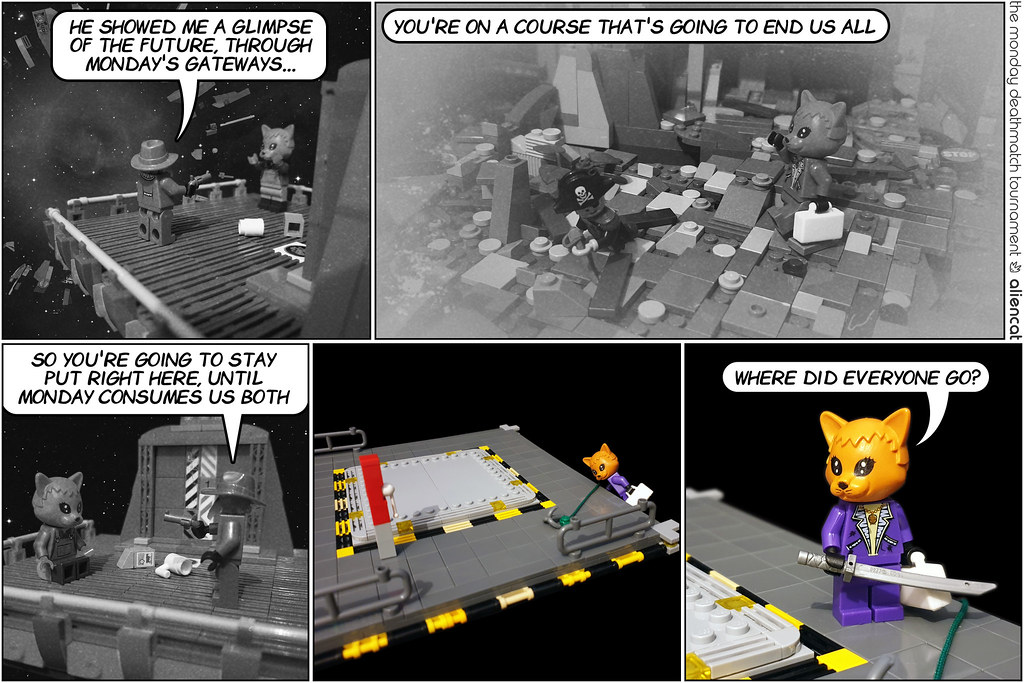 The Monday Deathmatch Tournament - Page 228: Where did Everyone Go?